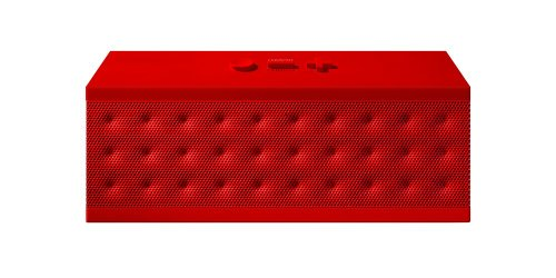 Jawbone JAMBOX Wireless Bluetooth Speaker - Red Dot - Retail Packaging (Discontinued by Manufacturer)