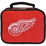 Detroit Red Wings NHL Hockey Insulated Lunch Bag Tote at Amazon.com