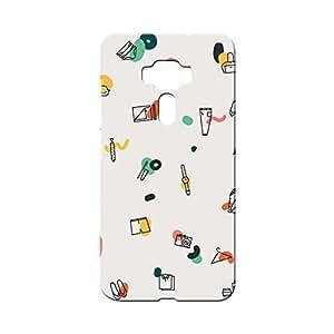 BLUEDIO Designer Printed Back case cover for Asus Zenfone 3 (ZE520KL) 5.2 Inch - G5457