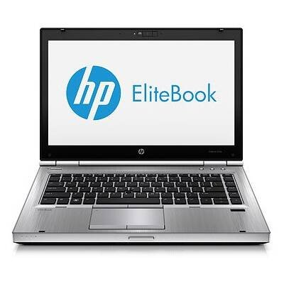HP EliteBook 8470p C1C95UT 14 LED Notebook Intel Core i5-3210M 2.50 GHz 4GB DDR3 500GB HDD DVDRW Intel HD 4000 Graphics Bluetooth Windows 7 Maestro 64-bit (AT&T)