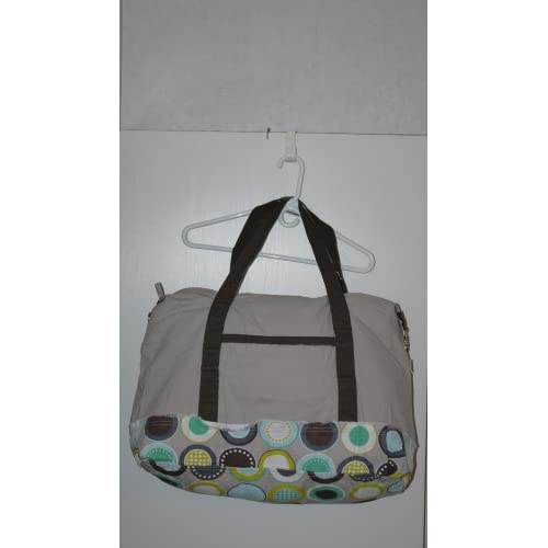 Amazon.com: Thirty-one Minty Chip Retro Metro Weekender