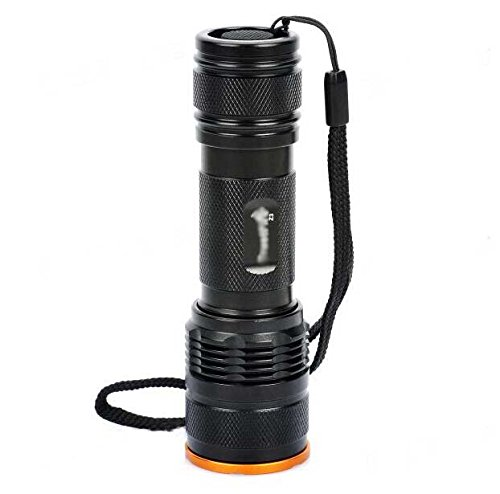 Mastiff Z3 Zoomable 4W 395 Nm Ultraviolet Radiation Uv Led Cure Lamp Blacklight Flashlight Torch