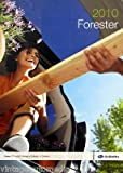 2010 Subaru Forester SUV vehicle brochure