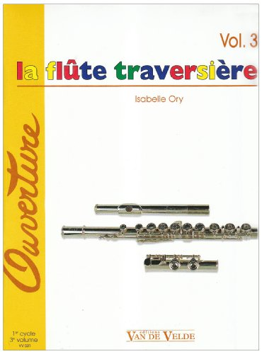 Ory la Flûte Traversiere Vol 3