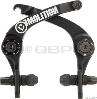 Buy Low Price Demolition Vulcan V2 Brake Black (2300001BLK)