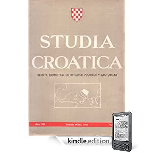 Studia Croatica - nmeros 22-23 - 1966 (Spanish Edition)