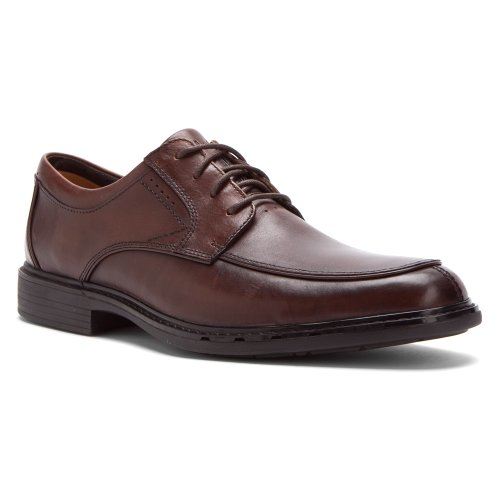 Clarks Men's Nordic Oxford,Brown,10 M US