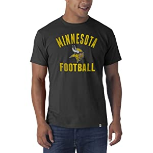 NFL Minnesota Vikings Mens Flanker T-Shirt, Small by