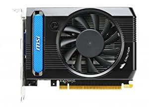 MSI N630K-2GD3/OC Carte Graphique Nvidia GF108 810 MHz 2048 Mo PCI-Express