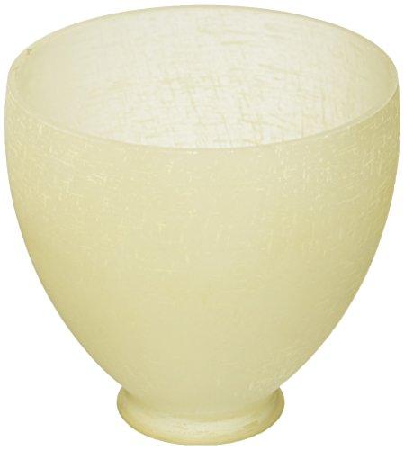 Hunter Fan Company 28892 2 1/4-Inch Accessory Glass, Amber Linen (Hunter Fan Light Cover compare prices)