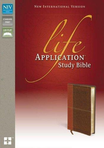 NIV-Life-Application-Study-Bible-Imitation-Leather-TanBrown