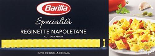 Barilla - Reginette Napoletane, Pasta di Semola di Grano Duro - 500 g