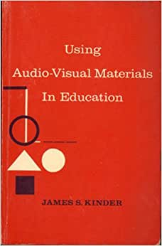 audio visual material in education Using audio-visual aids and other techn ologies developed in this modern scientific era for the purpose o f a chieving concrete education proves beneficial for teacher and student and.