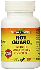 Nature Zone SNZ59331 Rot Guard Enhance Immune System for Reptiles, 2 Ounce