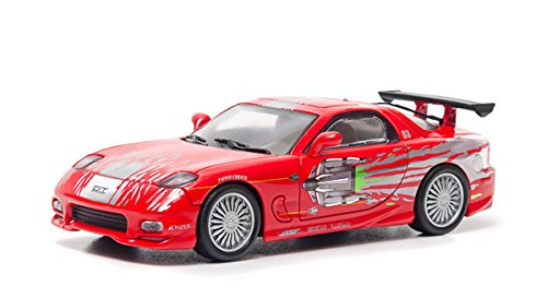 1993-mazda-rx-7-red-the-fast-and-the-furious-movie-2001-1-43-by-greenlight-86204