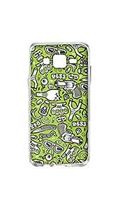 Multil Designer Stylish Mobile Case/Cover For Samsung Galaxy J5 2D Transparent