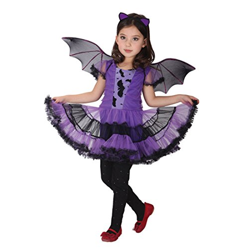 Angel Baby Bat Princess Halloween Costume Batgirl Child's Costume