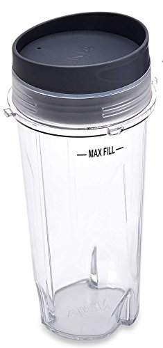 Ninja Pulse Blender Single Serving Replacement Cup and Lid (Ninja Blender Single Cups compare prices)