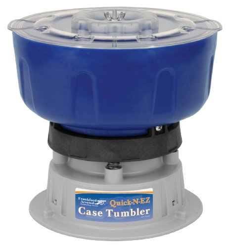 Review Of Frankford Arsenal Quick-n-Ez Case Tumbler