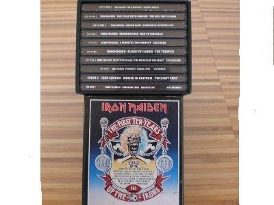 Iron Maiden - The First Ten Years - Zortam Music