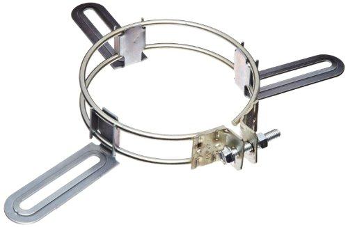 """Fasco No55L Band Mounting Large Lug Kit, 8-1/8"""" To 12-1/8"""" Bolt Circle Range, For 5.5"""" Motor Diameter"""