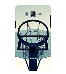 Fiobs Basket Back Case Cover for Samsung Galaxy J5 (2015)::Samsung Galaxy J5 J500F (Old Version)