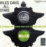 The Miles Davis All Stars: Walkin' by Davis, Miles (1991-07-01)