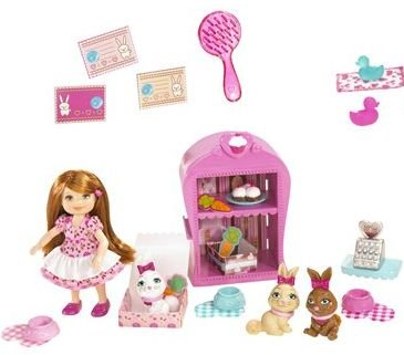 Barbie Kelly Luv Me 3 Miranda Doll & Pets Treat Time Playset - Buy Barbie Kelly Luv Me 3 Miranda Doll & Pets Treat Time Playset - Purchase Barbie Kelly Luv Me 3 Miranda Doll & Pets Treat Time Playset (Barbie, Toys & Games,Categories,Dolls,Playsets,Fashion Doll Playsets)