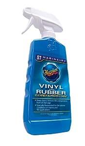 Meguiar's M5716 Marine/RV Vinyl & Rubber Cleaner & Protectant - 16 oz.