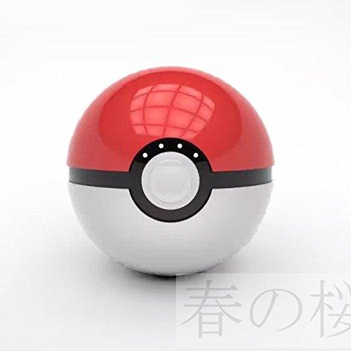Pokemon Go モンスターボール モバイルバッテリー 12000mAh...