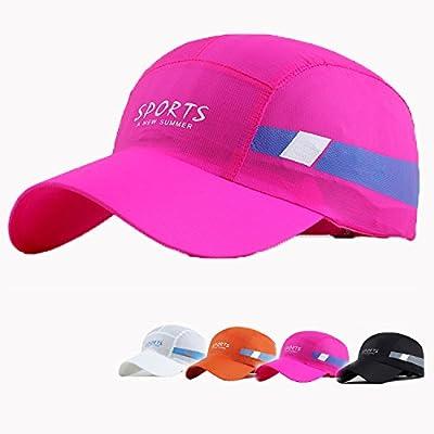 Fitness Hat Baseball Sun Hat Performance Race Running Outdoor Sports Hat Snapback 4 Colour