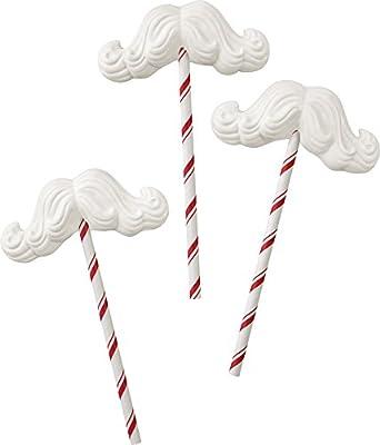 Wilton Santa Mustache Lollipop Mold