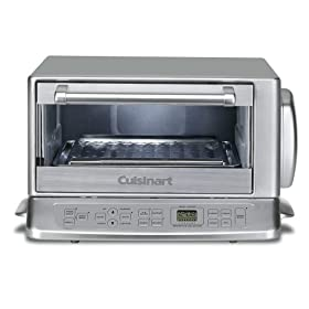 Cuisinart TOB-195 Convection Toaster Oven, Stainless Steel