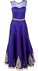 Style Amaze Designer Blue Gown