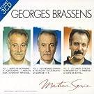 Coffret 3 CD : Master S�rie : Georges Brassens