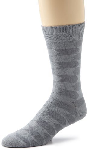 Richer Poorer Men's Captain Socks, Grey, One Size