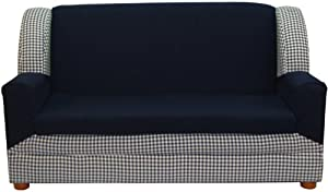 Fantasy Furniture Elite Sofa, Navy