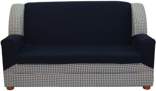 Fantasy Furniture Elite Sofa, Navy
