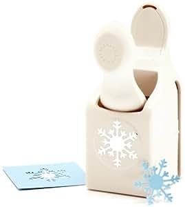 Martha Stewart MS Punch Artic Snowflake, Beige