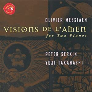 Messiaen: Visions de l'Amen & Catalogue d'oiseaux