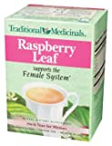 Traditional Medicinals - Raspberry Leaf Herb Tea, 16 bag
