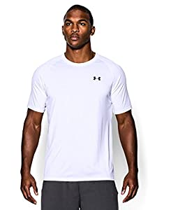 Under Armour Men's UA Tech™ Short Sleeve T-Shirt Extra Extra Large White