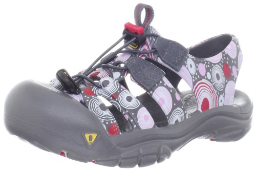 KEEN Sunport Sandal (Toddler/Little Kid/Big Kid),Barberry Swirls,1 M US Little Kid