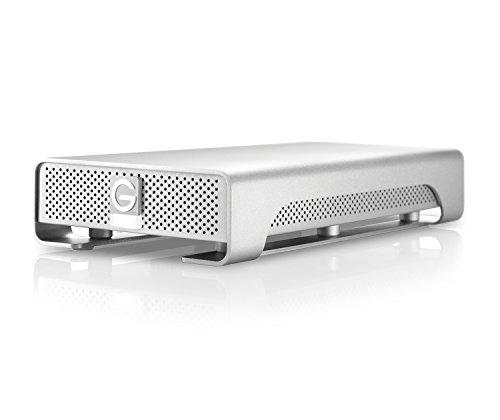 G-Technology G-Drive (Gen 6) Usb 3.0 Esata And Firewire 4Tb 7200Rpm External Hard Drive (0G02927)