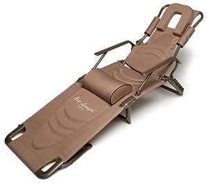 Ergo lounger spa bronze health personal care - Ergonomic lounger ...