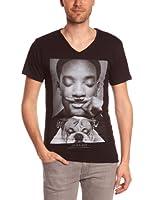 Eleven paris - woly - t-shirt - imprimé - homme