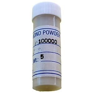 100000 Grit Diamond Powder - 5ct Vial