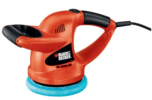 New Black & Decker WP900 6-Inch Random Orbit Waxer/Polisher