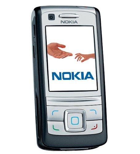 Nokia 6280 carbon black Handy