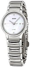 Rado Womens R30936903 Centrix Stainless Steel Bracelet Watch